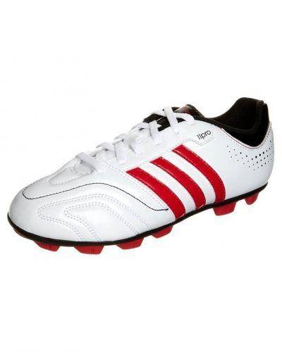 adidas Performance adidas Performance 11QUESTRATRX HG J Fotbollsskor fasta dobbar Vitt. Grasskor håller hög kvalitet.