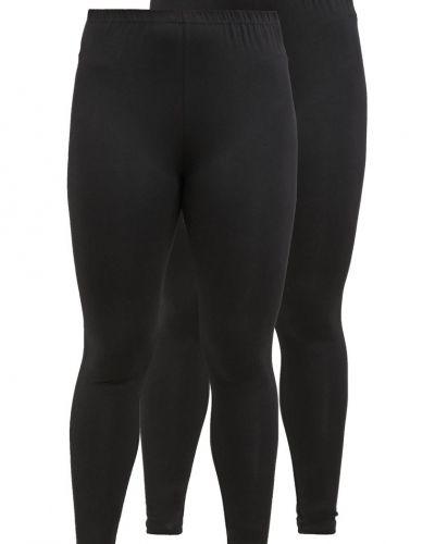 2 pack leggings black New Look Curves leggings till dam.
