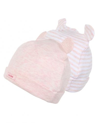Mössa 2 pack mössa pink heather från GAP