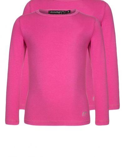 Långärmad tröja från Minymo till tjej.