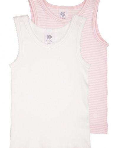 Till tjej från Sanetta, en rosa linnen.