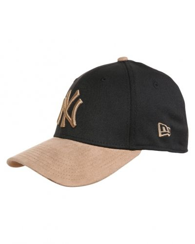 New Era 39thirty keps black/wheat