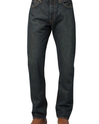 Till herr från Levi's®, en blå straight leg jeans.