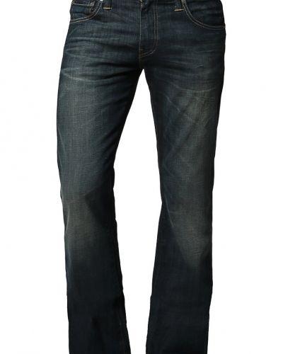 Till killar från Levi's®, en blå bootcut jeans.