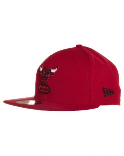 New Era 59FIFTY CHICAGO BULLS Keps Rött från New Era, Kepsar
