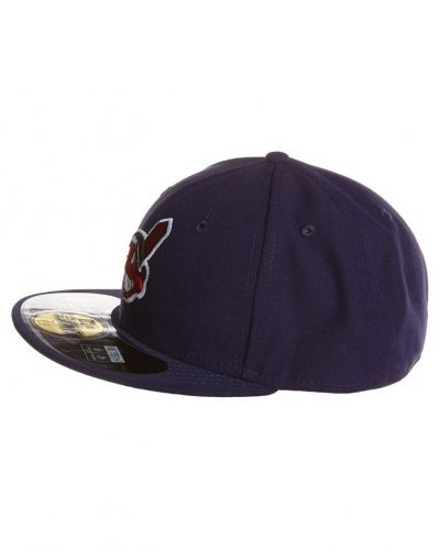 New Era 59FIFTY CLEVELAND INDIANS Keps Lila från New Era, Kepsar