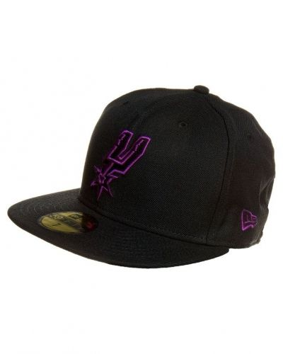 New Era 59FIFTY NBA SAN ANTONIO SPURS Keps Svart från New Era, Kepsar
