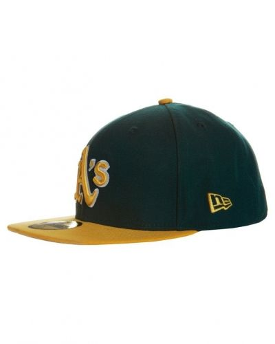 New Era 59FIFTY OAKLAND ATHLETICS Keps Grönt från New Era, Kepsar