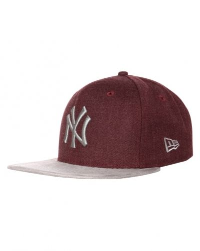 Keps 9fifty keps heather maroon /gray från New Era