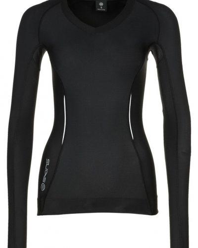 Skins A200 Tshirt långärmad Svart - Skins - Långärmade Träningströjor