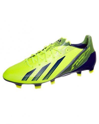 adidas Performance ADIZERO F50 Fotbollsskor fasta dobbar Gult - adidas Performance - Fasta Dobbar