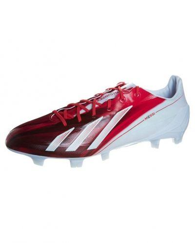 adidas Performance adidas Performance ADIZERO F50 TRX FG Fotbollsskor fasta dobbar Vitt. Grasskor håller hög kvalitet.