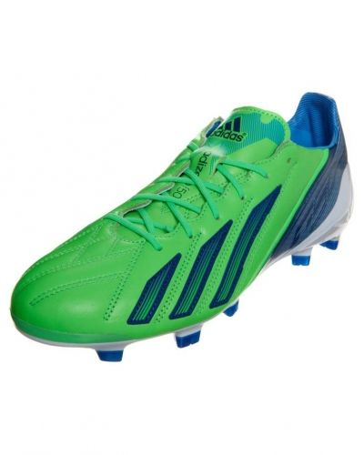 adidas Performance ADIZERO F50 TRX FG Fotbollsskor fasta dobbar Grönt från adidas Performance, Konstgrässkor