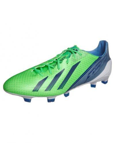 adidas Performance ADIZERO F50 TRX FG Fotbollsskor fasta dobbar Grönt från adidas Performance, Fasta Dobbar