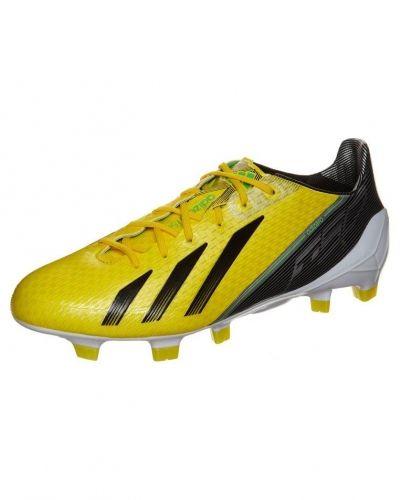 adidas Performance ADIZERO F50 TRX FG SYN Fotbollsskor fasta dobbar Gult - adidas Performance - Fasta Dobbar