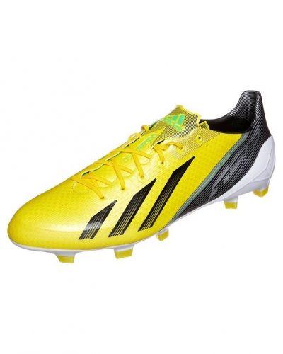 adidas Performance adidas Performance ADIZERO F50 TRX FG SYN Fotbollsskor fasta dobbar Gult. Fotbollsskorna håller hög kvalitet.