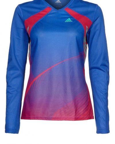 adidas Performance ADIZERO Tshirt långärmad Blått från adidas Performance, Långärmade Träningströjor