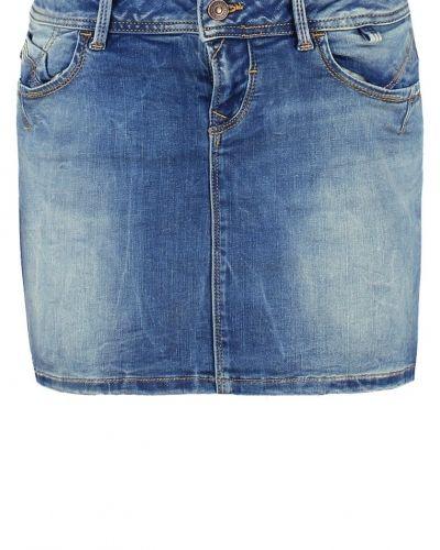Adrea jeanskjol calissa wash LTB jeanskjol till mamma.