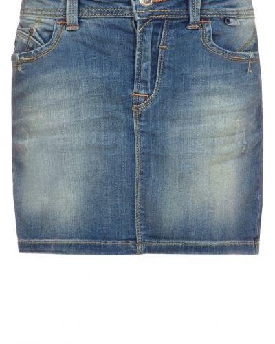 Blå jeanskjol från LTB till tjejer.