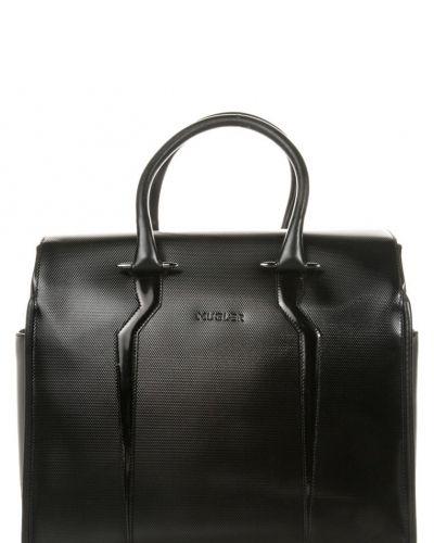 Mugler Agent handväska. Väskorna håller hög kvalitet.