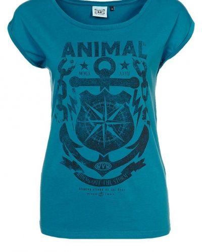 Aim deluxe tshirt med tryck - Animal - Kortärmade träningströjor