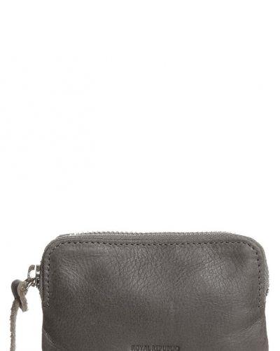 Till unisex/Ospec. från Royal RepubliQ, en grå plånbok.