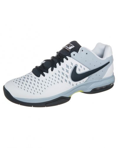 Nike Performance AIR CAGE Indoorskor Vitt - Nike Performance - Inomhusskor
