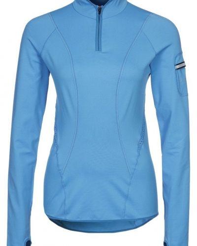Gore Running Wear AIR LADY ZIP Tshirt långärmad Blått - Gore Running Wear - Långärmade Träningströjor