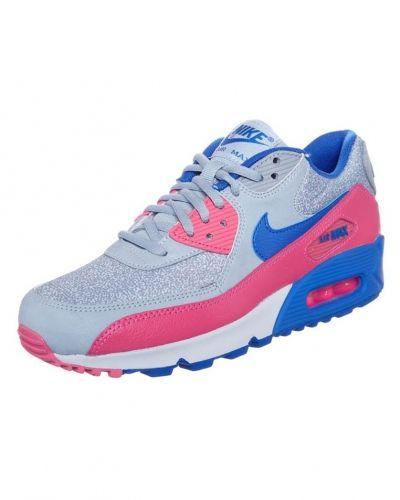 Nike Sportswear AIR MAX 90 Sneakers light magnet/hyper cobalt/hype pink/pr från Nike Sportswear