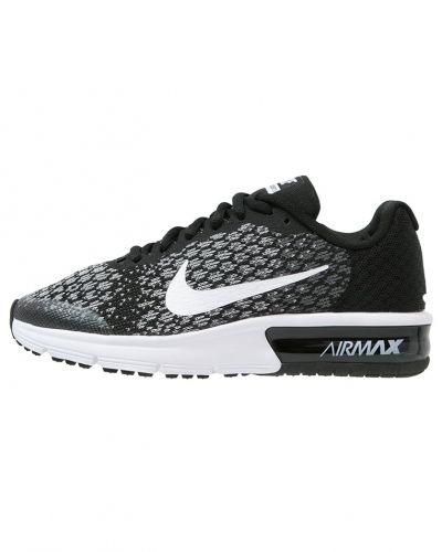 Nike Performance Air max sequent 2 neutrala löparskor black/metallic silver/dark grey