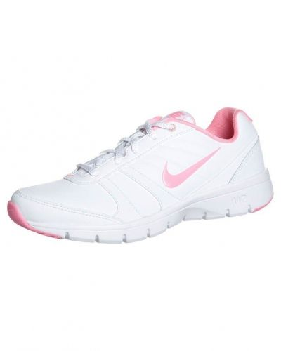 Nike Performance AIR TOTAL CORE TR LEA Aerobics & gympaskor Vitt från Nike Performance, Träningsskor