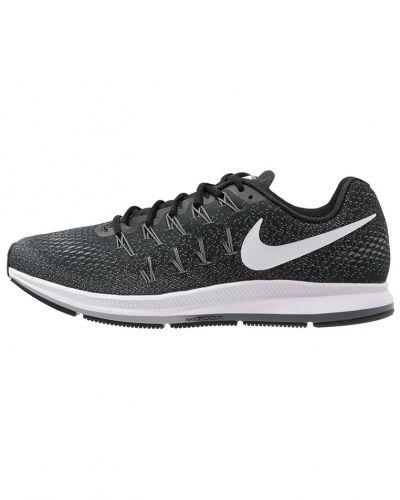 Löparsko Nike Performance AIR ZOOM PEGASUS 33 Neutrala löparskor schwarz/grau från Nike Performance