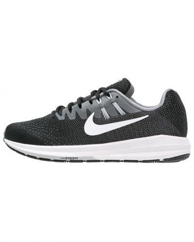 Air zoom structure 20 löparskor stabilitet black/white/cool grey/pure platinum/wolf grey Nike Performance löparsko till mamma.