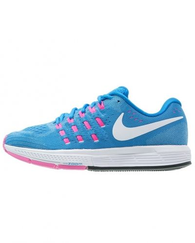 Air zoom vomero 11 neutrala löparskor blue glow/white/pink blast/photo blue/glacier blue Nike Performance löparsko till mamma.