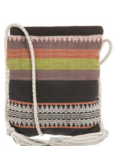 JADEtribe Akha thai double tassel axelremsväska. Väskorna håller hög kvalitet.