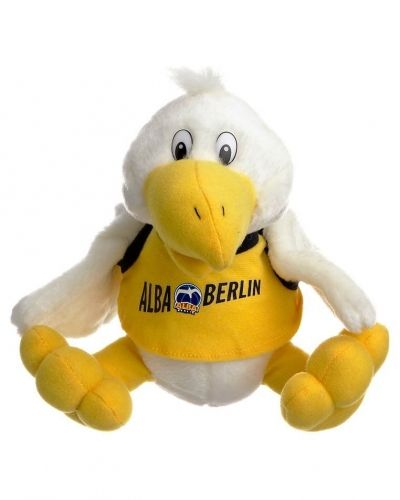 ALBA BERLIN ALBATROS Supporterartiklar Vitt - ALBA BERLIN - Supportersaker