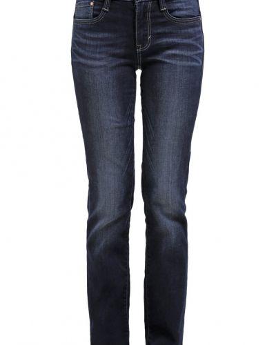 straight leg jeans fr n tom tailor till dam. Black Bedroom Furniture Sets. Home Design Ideas
