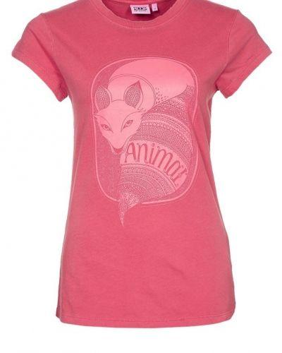 Alight tshirt med tryck - Animal - Kortärmade träningströjor