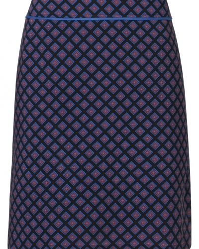 Till kvinna från Anna Field, en blå a-linje kjol.