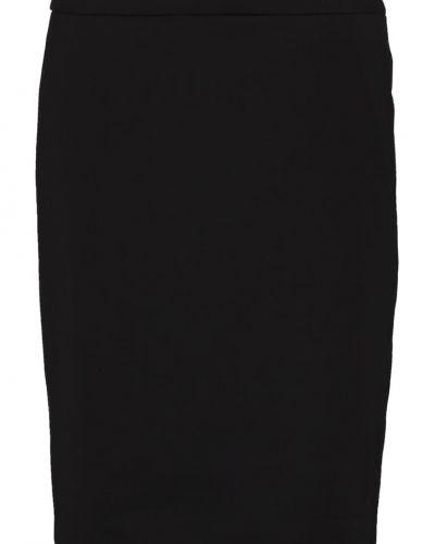 Alinjekjol black Zalando Essentials a-linje kjol till mamma.