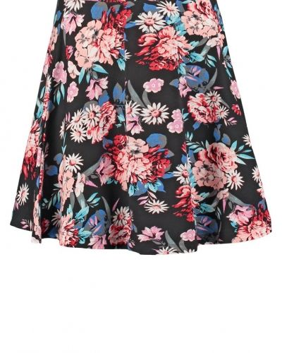 Alinjekjol dark flower Even&Odd a-linje kjol till mamma.
