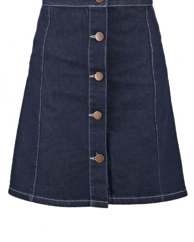 Alinjekjol indigo Wallis a-linje kjol till mamma.