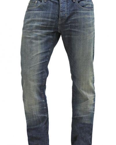 Allen slim jeans slim fit underdog Earnest Sewn jeans till dam.