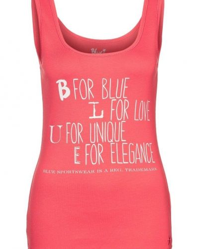 Blue Sportswear ANNA Top / Linne Orange - Blue Sportswear - Träningslinnen