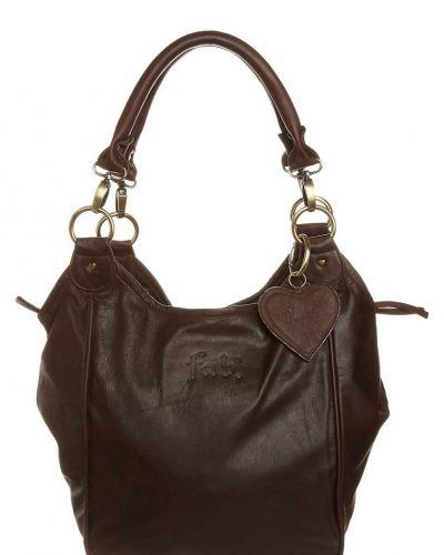 Fab ANNABELLE Handväska Brunt - Fab - Handväskor