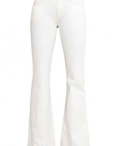 Annetta flared jeans white fix Lee bootcut jeans till tjejer.