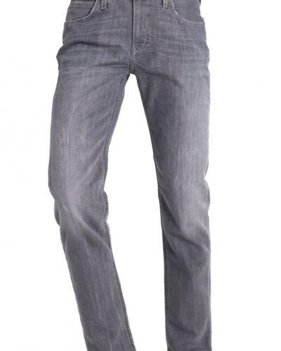 Arvin regular tapered jeans tapered fit smoketone Lee regular jeans till mamma.