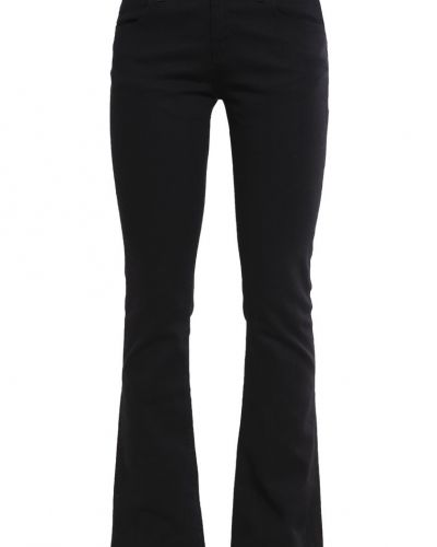 Bootcut jeans Wrangler AVERY Jeans bootcut pitch black från Wrangler
