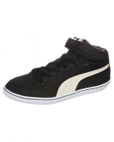 Svart höga sneakers från Puma till dam.