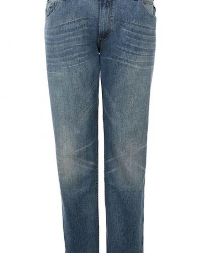 Axel jeans straight leg denim dark blue Replika straight leg jeans till dam.
